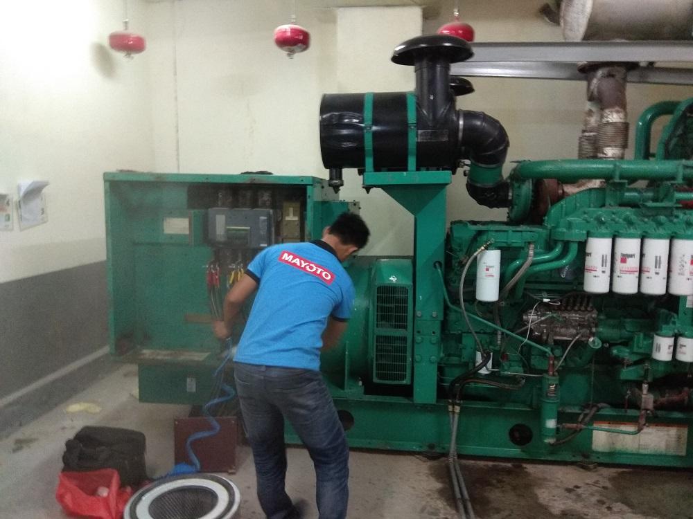 Nhân viên bảo trì điện công nghiệp giờ hành chính tại các nhà máy TPHCM