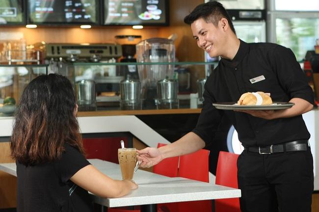 Phục vụ tại quán café, quán nhậu từ 17h đến 22h tại TPHCM