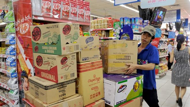 Siêu thị Coopmart Bến Tre tuyển dụng nhân viên làm kho