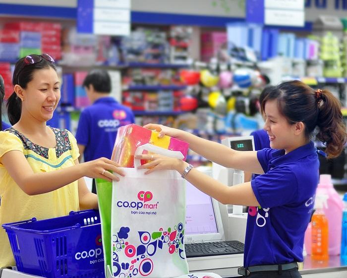 Siêu thị Coopmart Bến Tre tuyển dụng cửa hàng trưởng, quản lý siêu thị