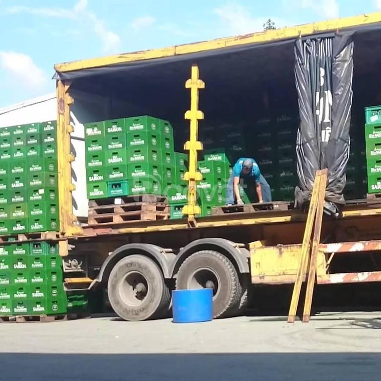 Tài xế B2 vận chuyển hàng hóa tại Bình Dương