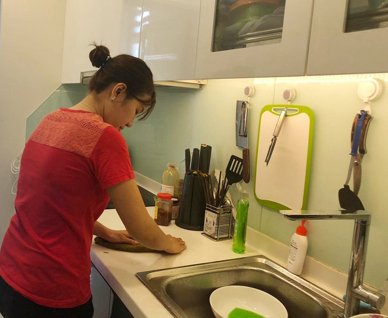 Tìm giúp việc nhà theo giờ ở Thủ Đức không qua trung gian