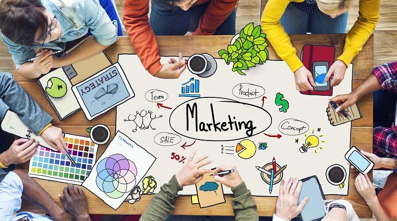Nhân viên Marketing