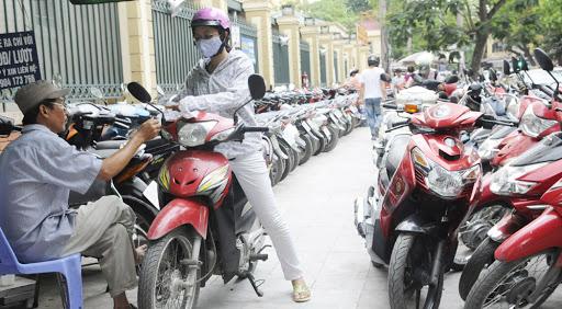Tìm việc làm giữ xe ở Hà Nội