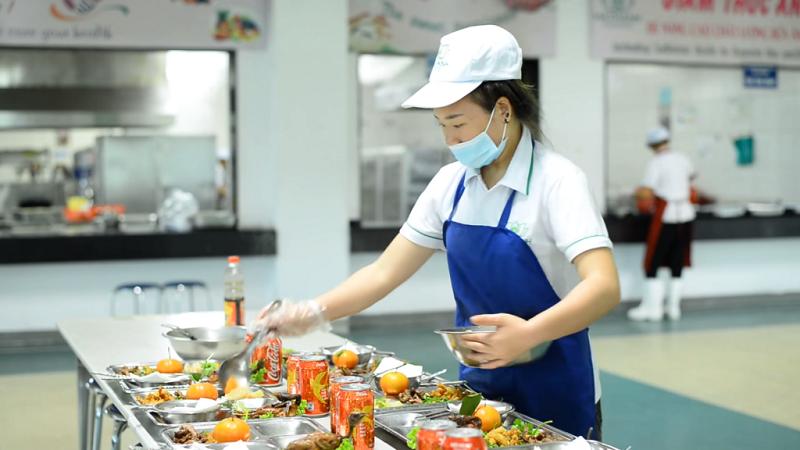 Tìm việc nấu ăn cho công ty ở bình dương