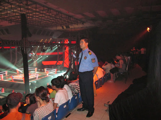tuyển nhân viên bảo vệ từ 22h đến 6h tại TPHCM
