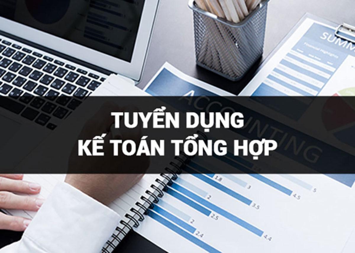 Kế toán tổng hợp tại TPHCM