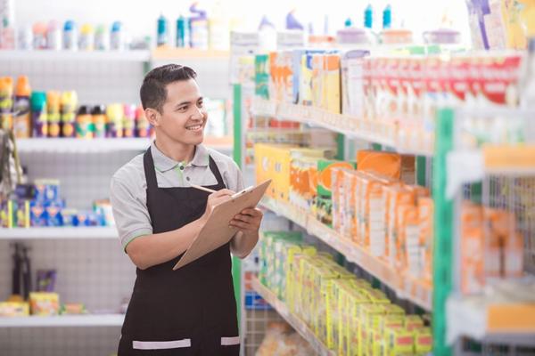 Nhân viên bán hàng tại cửa hàng tiện lợi, siêu thị từ 17h đến 22h tại TPHCM