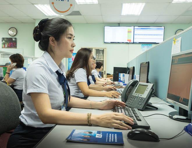 tuyển nhân viên trực tổng đài từ 22h đến 6h tại TPHCM