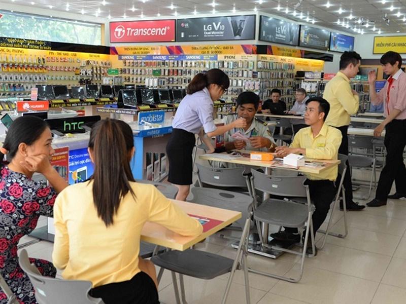 Nhân viên bán hàng bán thời gian tại Đà Nẵng