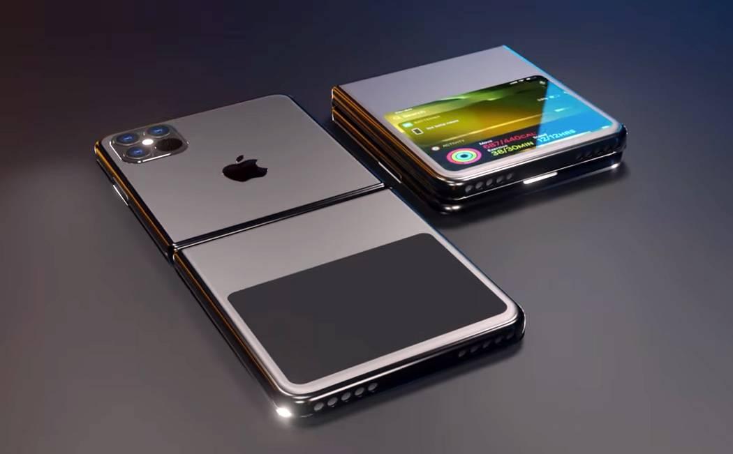 Nhiều nguồn tin cho rằng Apple sẽ ra mắt Iphone gập trong thời gian tới