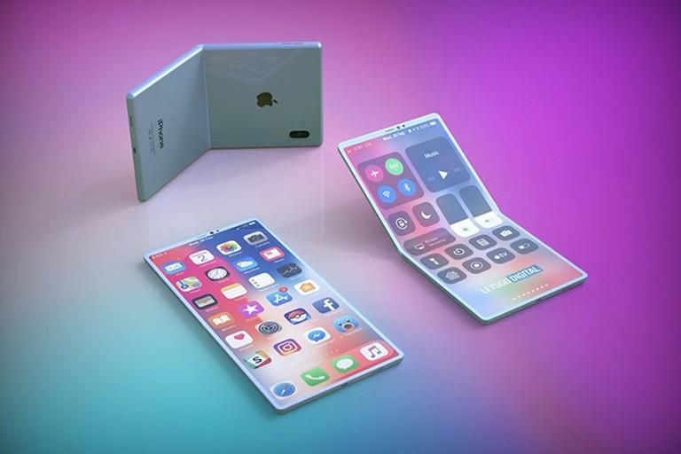 """""""Anh cả"""" Apple sẽ không đứng ngoài cuộc đua smartphone gập"""