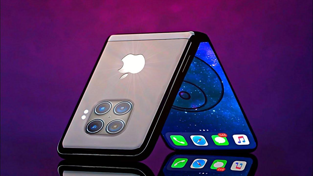 Iphone 12 Flip được mong chờ sẽ nổi bật hơn Samsung Z Galaxy Flip