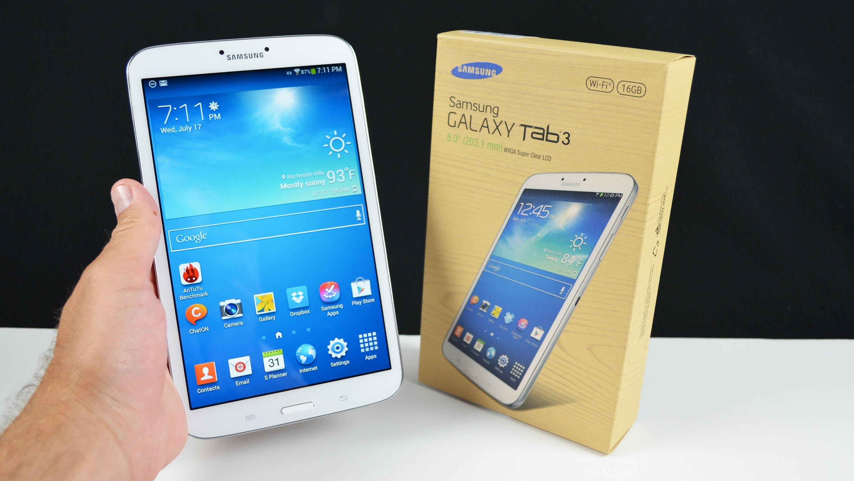 Samsung Tab 3 8 inch