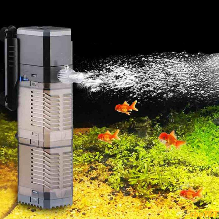 Máy lọc nước trong hồ