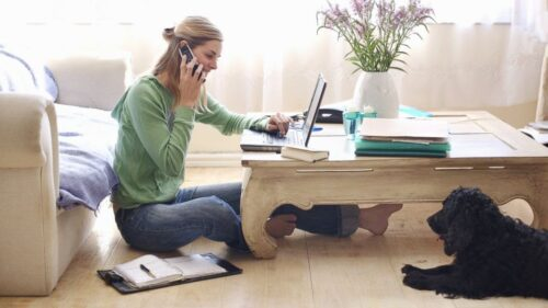 Làm thế nào để làm việc tại nhà hiệu quả trong mùa dịch?
