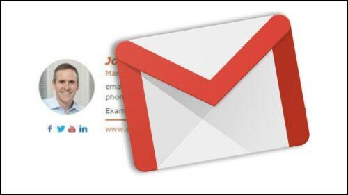 Hướng dẫn tạo chữ ký Gmail đơn giản, nhanh nhất