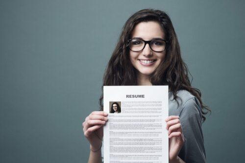 Mẫu CV cho sinh viên chưa tốt nghiệp ấn tượng nhất