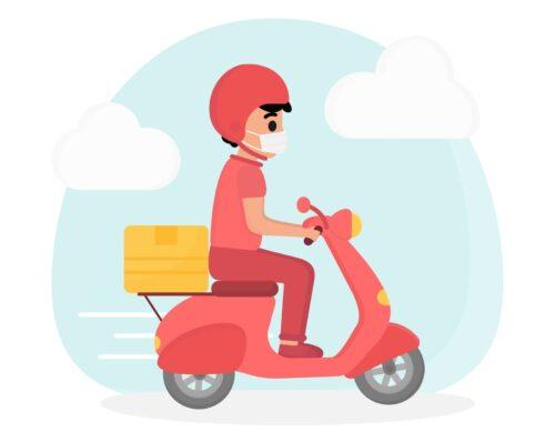 Có xe máy nên làm gì để kiếm tiền khi còn là sinh viên?