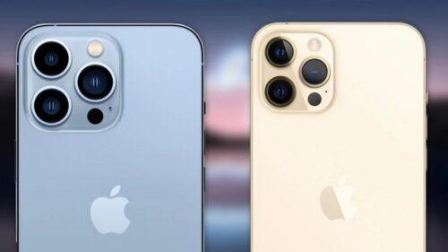 iPhone 13 pro max có gì nâng cấp hơn so với iPhone 12 promax