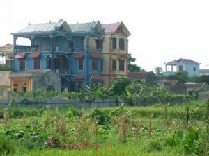 Những lưu ý khi mua đất vườn chuyển sang đất thổ cư