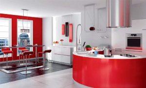 """5 xu hướng thiết kế nội thất bếp đẹp đang """"làm mưa, làm gió"""""""