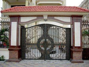 Bật mí bí quyết chọn cổng biệt thự đẹp ít ai biết