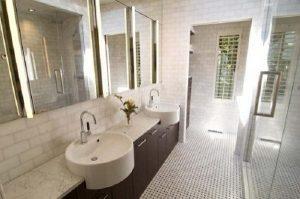 Bí quyết tạo nên mẫu nhà tắm đẹp lung linh
