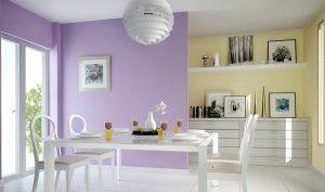 Một số lưu ý khi lựa chọn các màu sơn tường ấn tượng