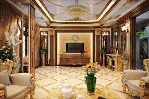 Bí quyết tạo nên phong cách thiết kế nội thất cổ điển