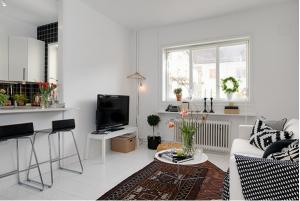 Một số cách trang trí nhà chung cư hiện đại và tiện lợi