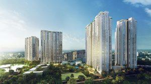 Tổng quan thị trường căn hộ chung cư khu Tây TP HCM Quý 1/2017