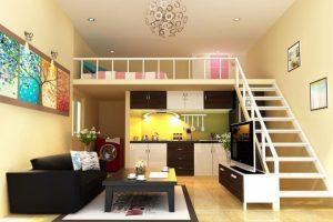 Có nên mua căn hộ diện tích nhỏ hay không?
