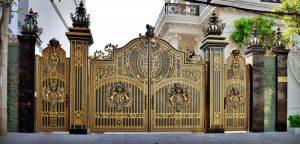 Tiết lộ bí quyết để bạn chọn cổng biệt thự đẹp, hợp phong thủy