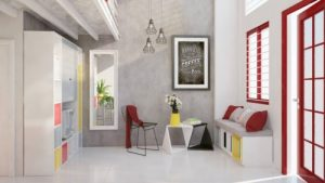 Học cách trang trí nội thất phòng trọ 20m2 đẹp như kiến trúc sư