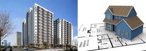 [Tư vấn] Nên mua nhà quận 12 dưới 1 tỷ hay nhà chung cư?