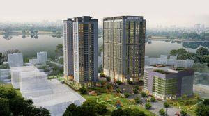 Tổng quan về thị trường chung cư quận Hoàng Mai