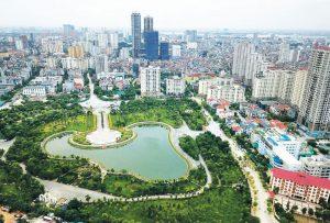 Cập nhật danh sách các khu đô thị ở Hà Nội đáng sống nhất