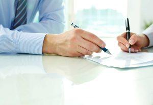 Hướng dẫn làm hợp đồng đặt cọc mua bán nhà viết tay