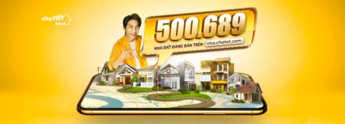 500.689 NHÀ ĐANG BÁN, VÔ VÀN LỰA CHỌN!