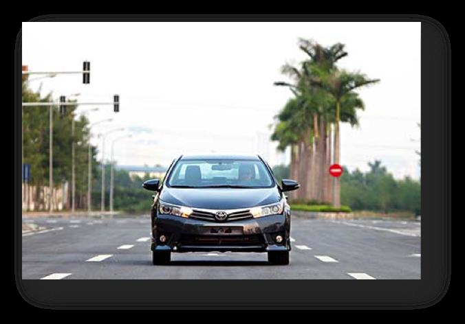 Toyota Corolla Altis 2014 là mẫu mới nhất hiện nay