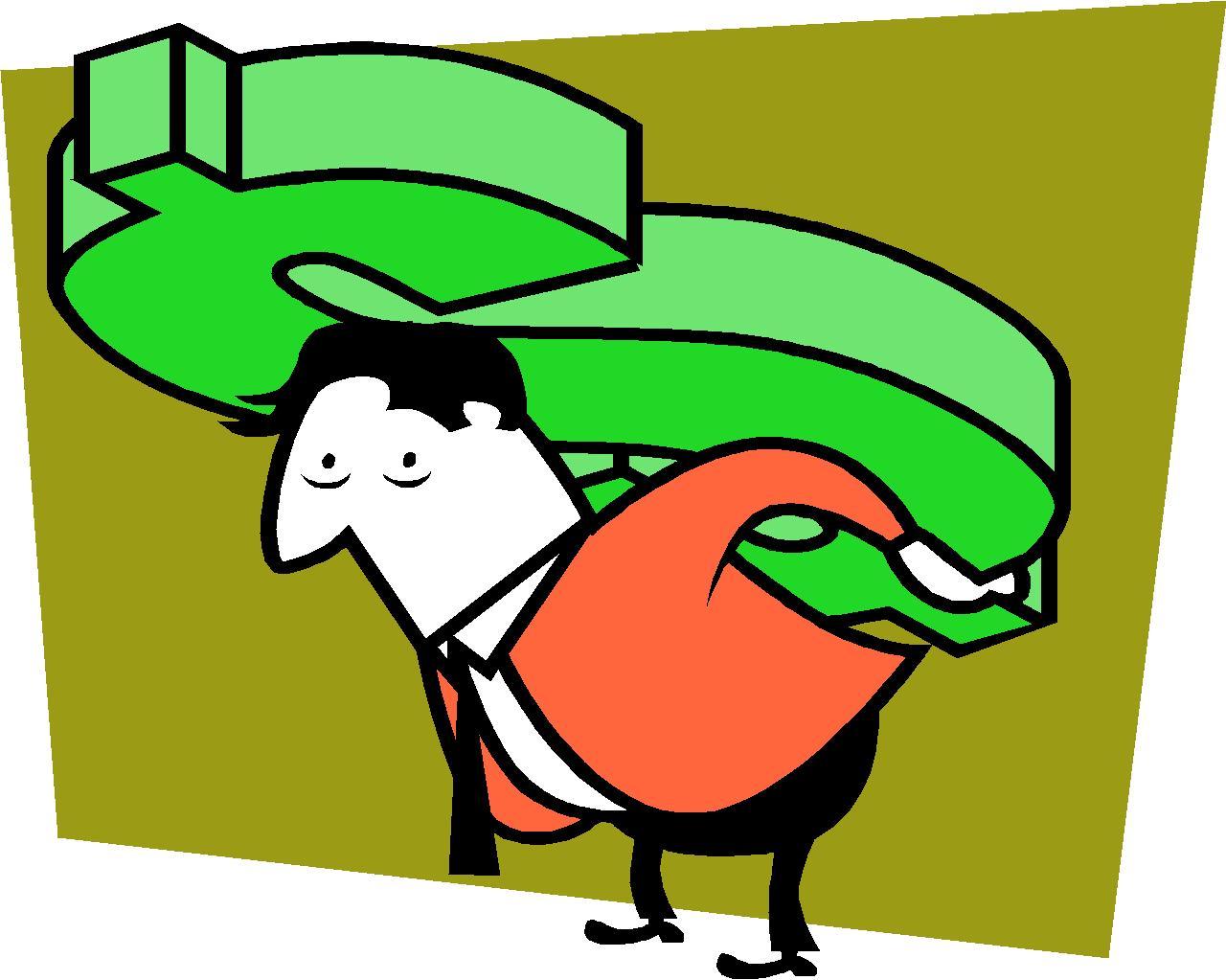 Nợ nần chính là yếu tố quan trọng nhất cần phải cân nhắc khi mua ô tô trả góp. Ảnh: www.vote29.com