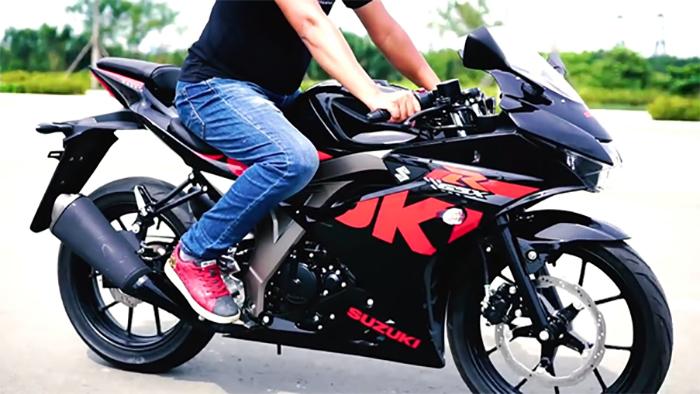 Xe Suzuki GSX-R150 - tuyệt tác nghệ thuật