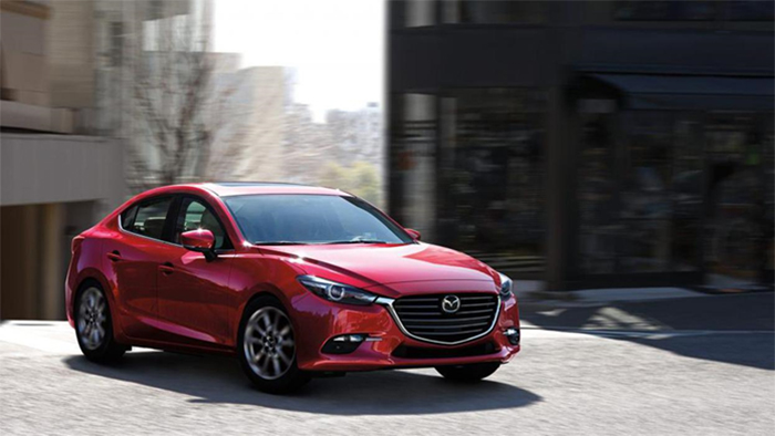 Diện mạo ngoại thất của Mazda 3 2020 được thay đổi thời trang và hợp thời hơn