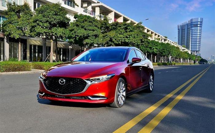 Động cơ xe Mazda 3 2020 được tích hợp hệ thống G-Vectoring Control hiện đại