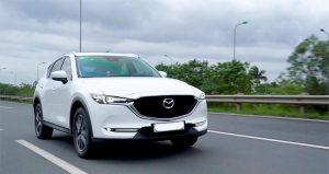 Đánh giá Mazda CX 5 2018: một lựa chọn rất đáng để rút ví