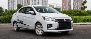 Đánh giá Mitsubishi Attrage – khen chê rõ ràng
