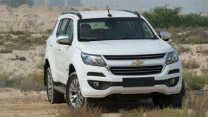 """Đánh giá xe Chevrolet Trailblazer 2019 – trang bị tốt, giá """"hời"""""""