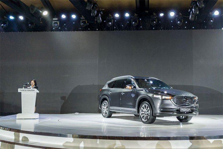 Đánh giá xe Mazda CX-8 2019 – tân binh SUV 7 chỗ liệu có chỗ đứng?