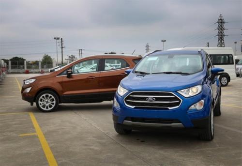 Đánh giá chi tiết xe Ford EcoSport 2020: Liệu có đáng mua trong tầm giá?